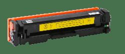 Hp CF402A (201A) Sarı Muadil Toner - Thumbnail