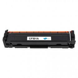 HP - HP CF501A MAVİ MUADİL TONER