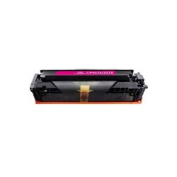 HP - HP CF503X Kırmızı Yüksek Kapasite Muadil Toner