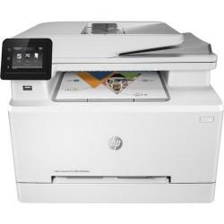 HP - HP Color LaserJet Pro M283FDW Çok Fonksiyonlu Renkli Lazer Yazıcı