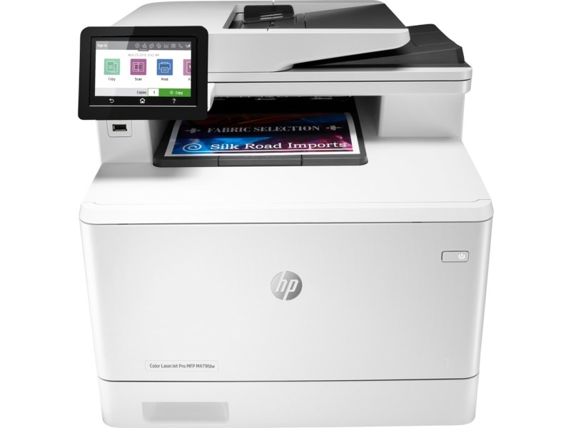 HP Color Laserjet Pro M479FDW Çok Fonksiyonlu Lazer Yazıcı W1A80A