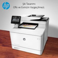 HP - HP Color LaserJet Pro MFP M477FNW (1)