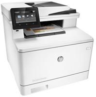 HP - HP Color LaserJet Pro MFP M477fnw Yüksek Kapasite Muadil Tonerli