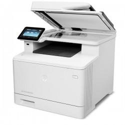 HP - HP Color LaserJet Pro MFP M477fnw Yüksek Kapasite Muadil Tonerli (1)