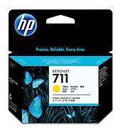 HP - HP CZ136A Yellow Mürekkep Kartuş (711)