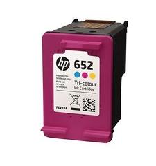 HP - Hp F6V24A (652) Renkli Muadil Mürekkep Kartuş