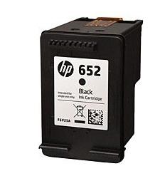 HP - Hp F6V25A (652) Siyah Muadil Mürekkep Kartuş