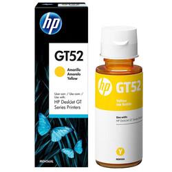HP - HP GT52 Sarı Şişe Mürekkep