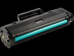 HP - HP Laserjet 107A (106A-W1106A) Siyah Muadil Toner