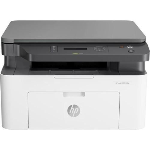 HP LaserJet MFP 135A Yazıcı Tarayıcı Fotokopi 4ZB82A