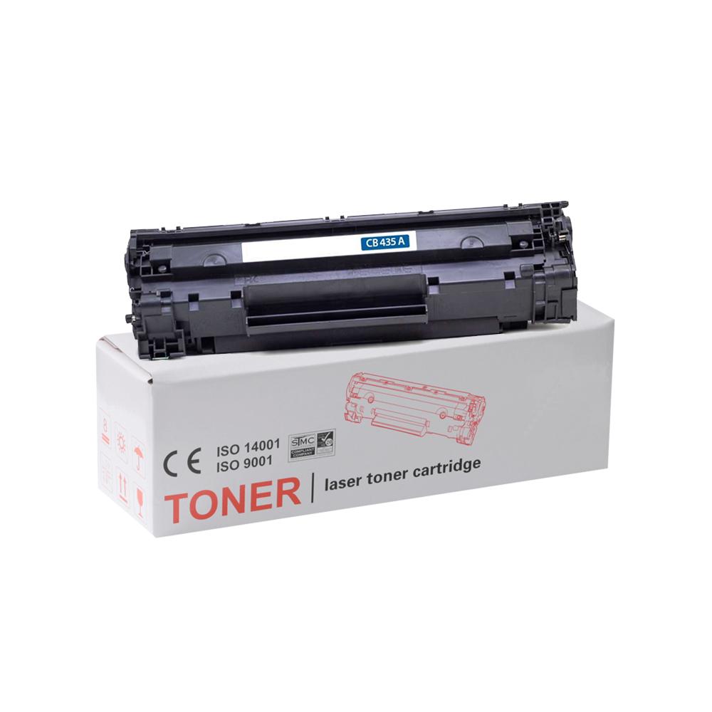 HP - HP LaserJet P1005 Muadil Toner CB435A