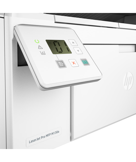 HP LaserJet Pro M130a Fotokopi + Tarayıcı + Laser Yazıcı