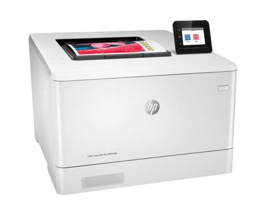 HP LaserJet Pro M454dw Yazıcı W1Y45A