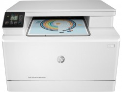 HP - HP M182N Color LaserJet Pro MFP Çok Fonksiyonlu Renkli Lazer Yazıcı
