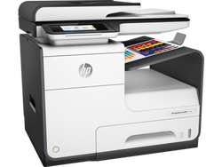 HP - HP Pagewide Pro MFP M477DW Wi-Fi + Tarayıcı + Fotokopi Renkli Çok Fonksiyonlu Yazıcı