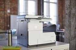HP Pagewide Pro MFP M477DW Wi-Fi + Tarayıcı + Fotokopi Renkli Çok Fonksiyonlu Yazıcı - Thumbnail