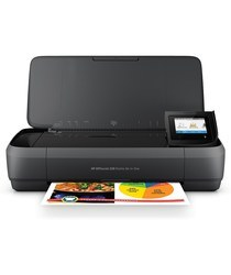 HP - HP OfficeJet 252 Mobile AiO Printer