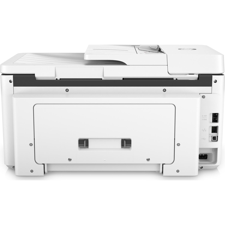 HP OfficeJet Pro 7720 Fotokopi Wi-Fi A3 Renkli Yazıcı