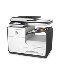 HP - HP PageWide Pro MFP 477dw Printer