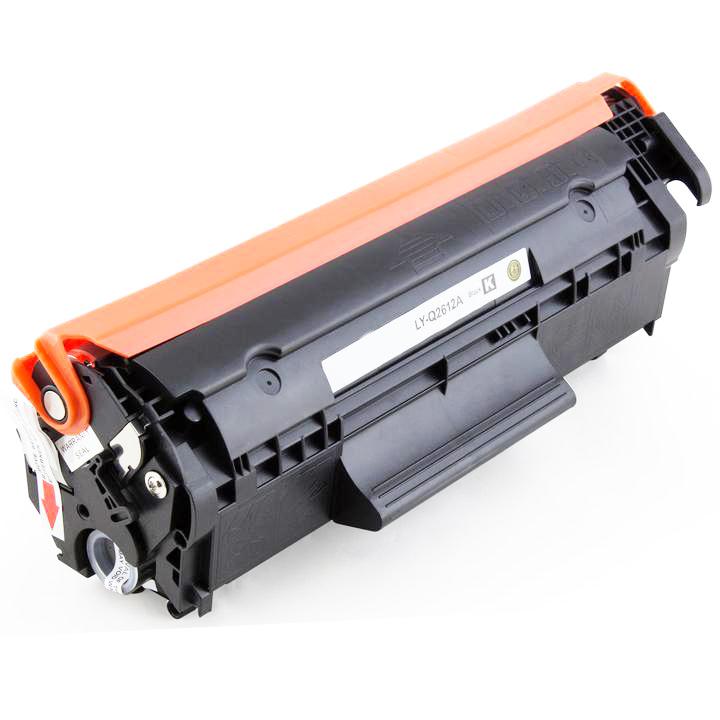 HP Q2612A (12A) Muadil Toner
