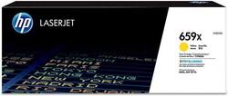 HP - HP W2012A (659X) Yüksek Kapasite Sarı Orjinal Toner