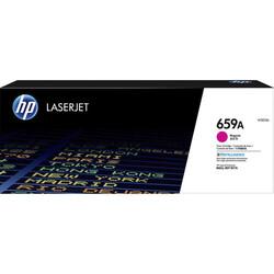 HP - HP W2013A (659A) Kırmızı Orjinal Toner