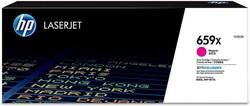HP - HP W2013A (659X) Yüksek Kapasite Kırmızı Orjinal Toner