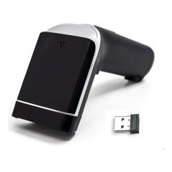 - KDT-W3040 1D Kablosuz Lazer Barkod Okuyucu USB Bluetooth