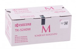 Kyocera - Kyocera Mita TK-5240 Orjinal Kırmızı Toner M5026-M5526 MC-3326
