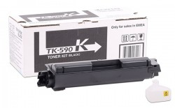 Kyocera - Kyocera Mita TK-590 Orjinal Siyah Toner