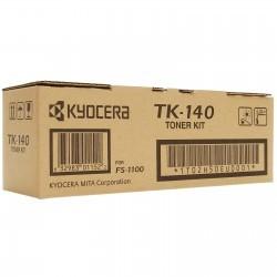 Kyocera - KYOCERA TK-140 ORJİNAL SİYAH TONER