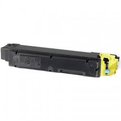 Kyocera - Kyocera TK-5140 Yüksek Kapasite Sarı Muadil Toner