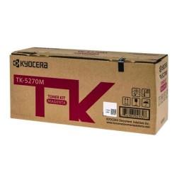 Kyocera - Kyocera TK-5270 Kırmızı Orjinal Toner