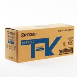 Kyocera - Kyocera TK-5270 Mavi Orjinal Toner
