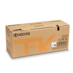 Kyocera - Kyocera TK-5270 Sarı Orjinal Toner