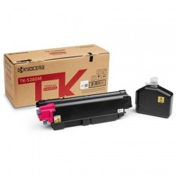 Kyocera - Kyocera TK-5280 Kırmızı Orjinal Toner 1T02TWBNL0