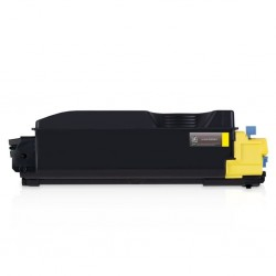 Kyocera - Kyocera TK-5280 Sarı Muadil Toner