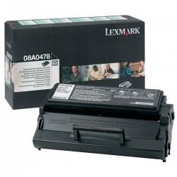 Lexmark - LEXMARK E320 (08A0478) ORJİNAL SİYAH TONER