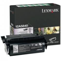 Lexmark - LEXMARK T610 / T612 / T614 / T616 (12A5840) ORJİNAL SİYAH TONER