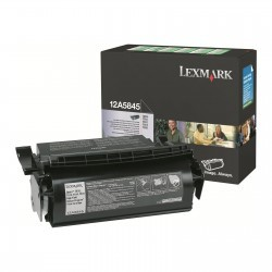 Lexmark - LEXMARK T610 (12A5845) ORJİNAL SİYAH TONER