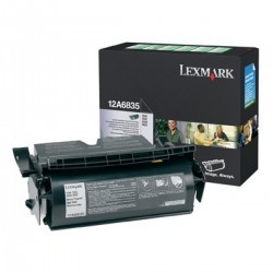 Lexmark - LEXMARK T520-T522-X520-X522 (12A6835) ORJİNAL SİYAH TONER
