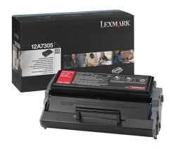 Lexmark - Lexmark 12A7305 Siyah Orjinal Toner E321 - E323