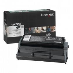 Lexmark - LEXMARK E321-E323 (12A7400) ORJİNAL SİYAH TONER