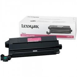Lexmark - LEXMARK C910-C912-X912E (12N0769) ORJİNAL KIRMIZI TONER