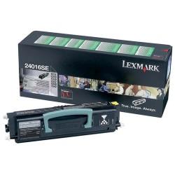 Lexmark - Lexmark 24016Se Siyah Orjinal Toner - E232 E330