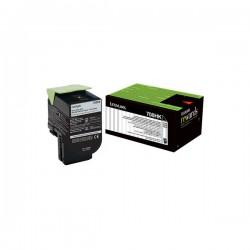 Lexmark - LEXMARK CS310-CS410-CS510 (70C80K0) ORJİNAL SİYAH TONER 1000 SAYFA