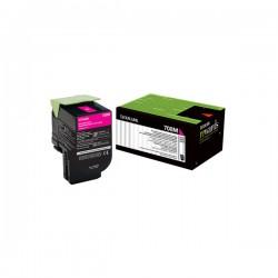 Lexmark - LEXMARK CS310-CS410-CS510 (70C80M0) ORJİNAL KIRMIZI TONER 1000 SAYFA