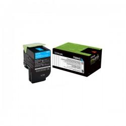 Lexmark - LEXMARK CS310-CS410-CS510 (70C8HCO) ORJİNAL MAVİ TONER 3000 SAYFA