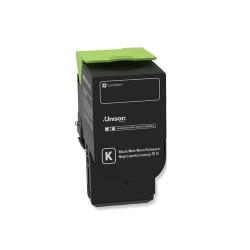 Lexmark - Lexmark 78C1XK0 Siyah Yüksek Kapasite Muadil Toner