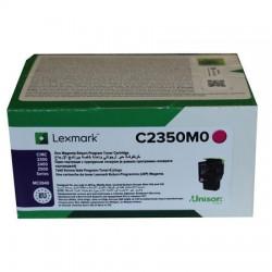 Lexmark - Lexmark C2425 Kırmızı Orjinal Toner C2350M0